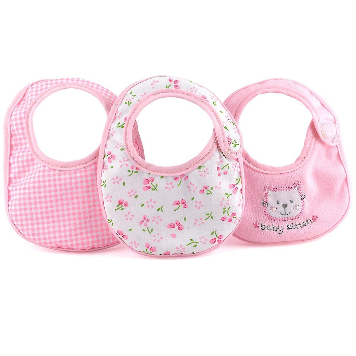 DOLL'S WORLD BABY BIBS
