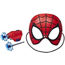 SPIDER-MAN MISSION GEAR