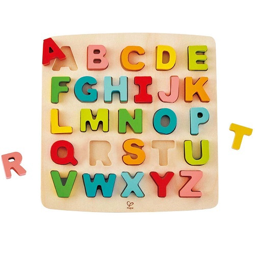 CHUNKY UPPERCASE PUZZLE