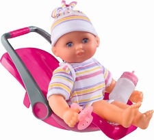 DOLL'S WORLD BABY TRAVEL SET