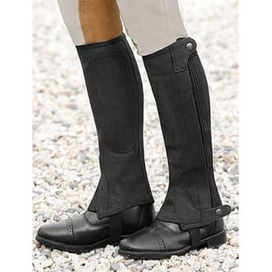 Can Pro Childs Suede Half Chaps