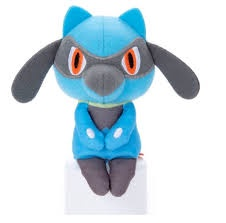 POKEMON PLUSH-CHOKKORI RIOLU