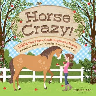 Horse Crazy by Jessie Haas
