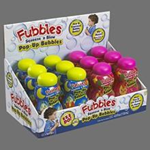 FUBBLES SQUEEZE POP-UP BUBBLES