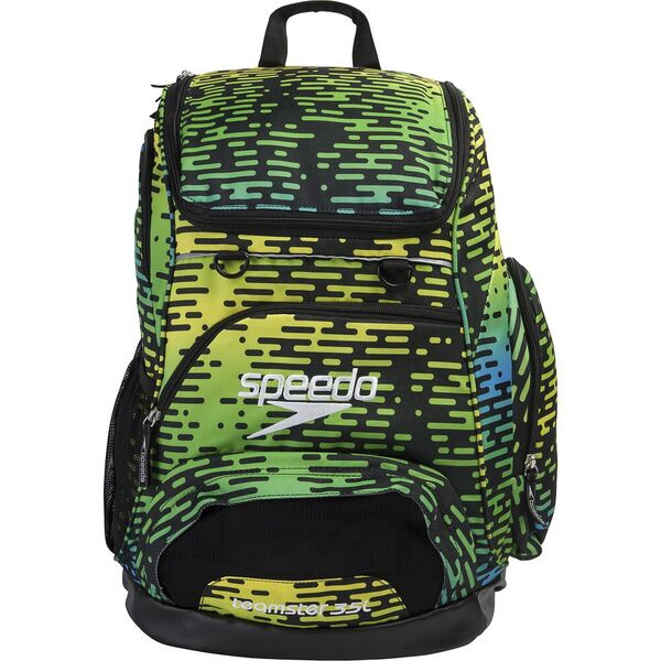 35L USA Teamster Backpack Multi Print