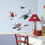 PEEL & STICK DISNEY PLANES