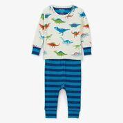 Hatley Dino herd baby pyjama