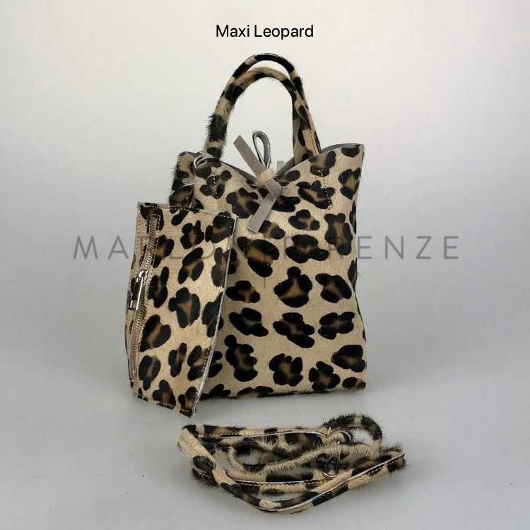 Marlon Firenze Borsa Art Shopper Mini Con Tracolla