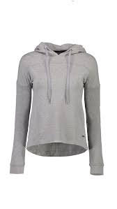 NYX & MIN CLOVER MODAL HOODED PULL-OVER