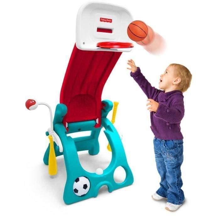 Fisher Price 6-in-1 Activity Centre