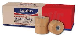 Leuko Premium Plus Rigid Strapping Tape 38mm