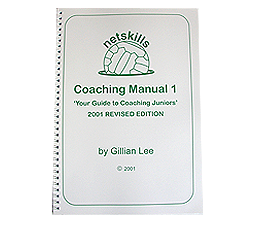 Netskills Coaching Manual 1 - Your Guide to Coaching Juniors