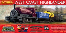 Hornby #R1157NIC OO West Coast Highlander Train set