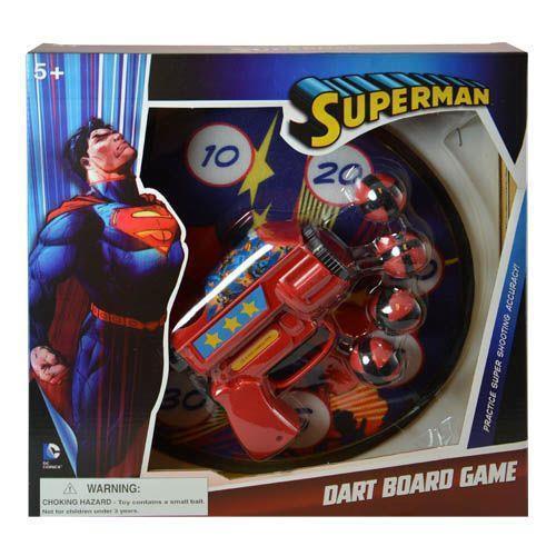 SUPERMAN DART BOARD GAME