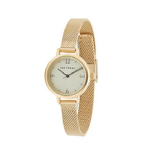 Simone Gold Watch
