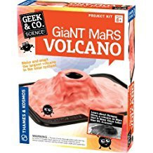 GIANT MARS VOLCANO