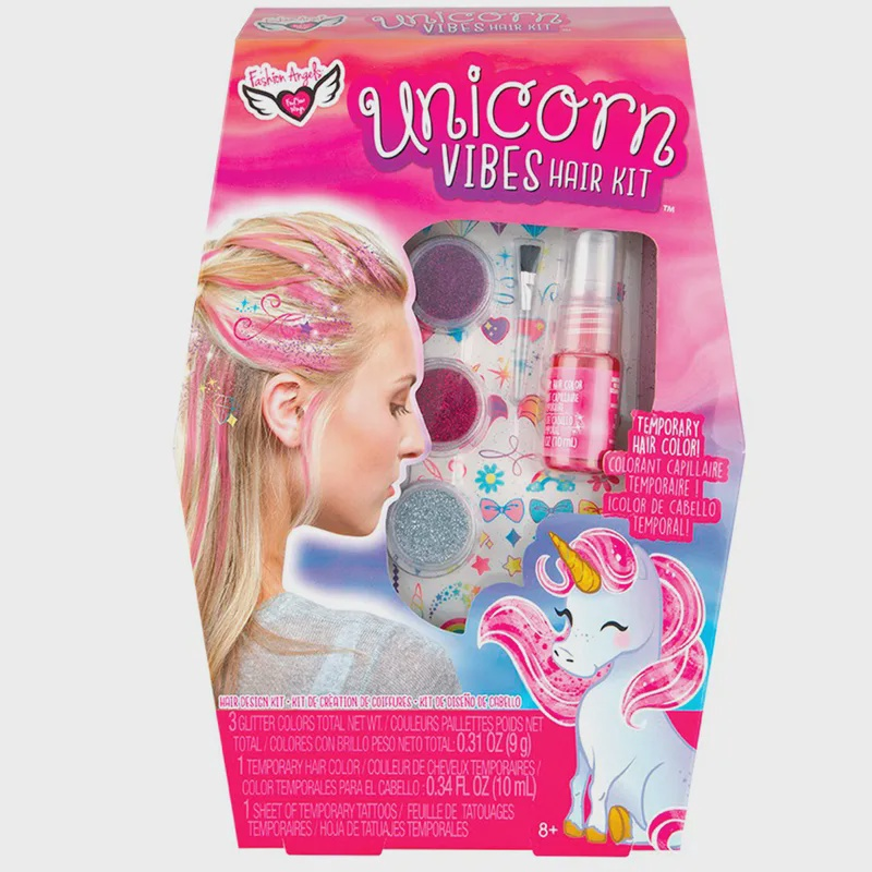 UNICORN VIBES HAIR KIT