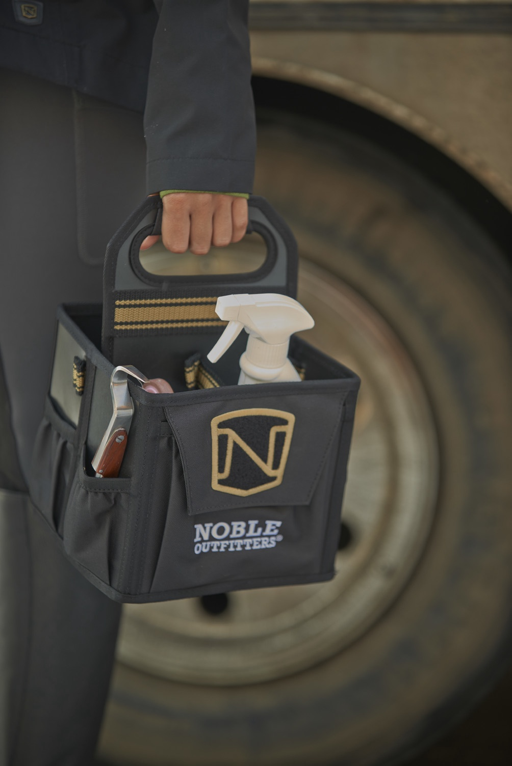 Noble Outfitters Mini Equessential Tote