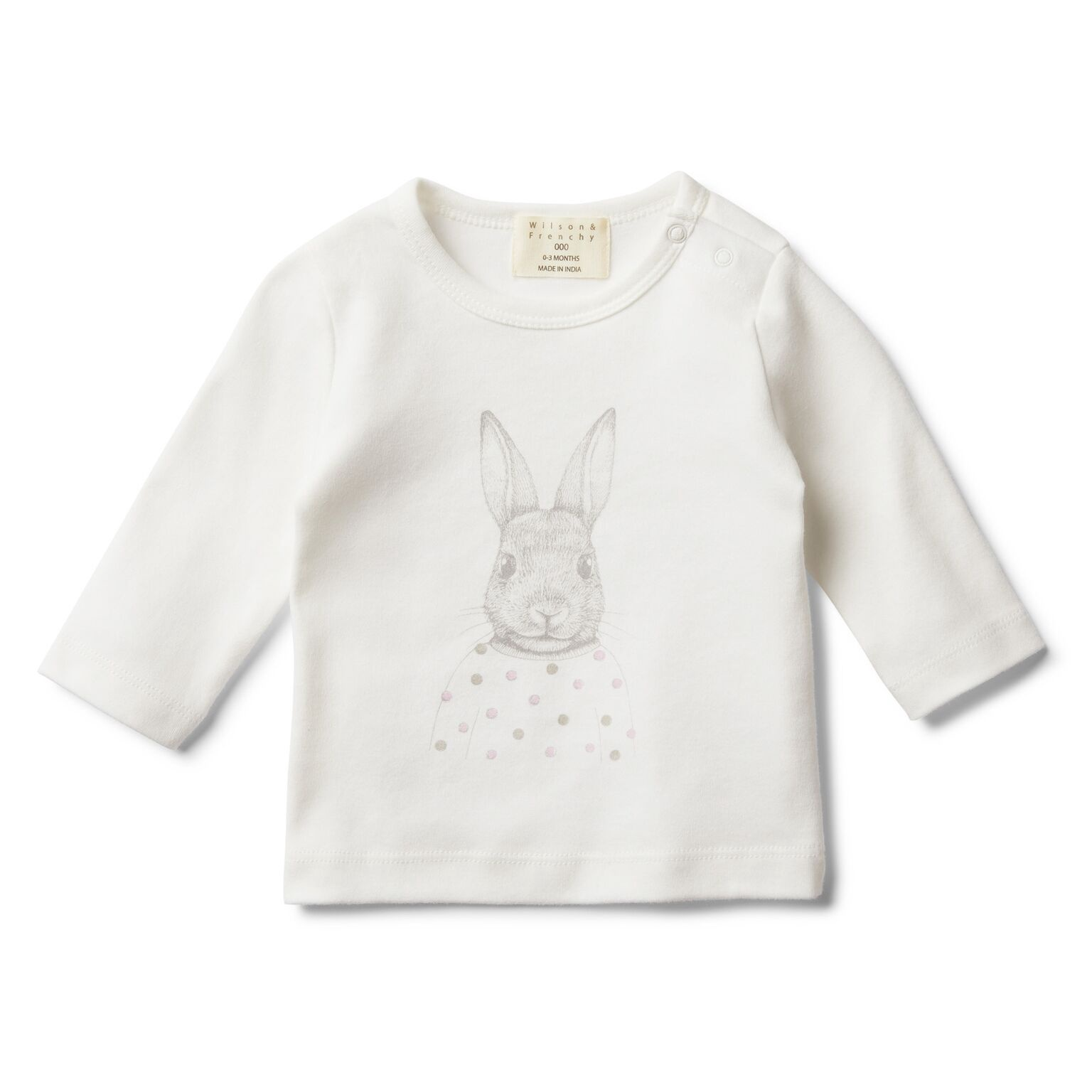 WF Bunny love Long sleeve top