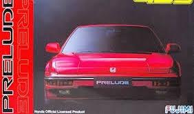 Fujimi #038155 1/24 Honda Prelude 4WS