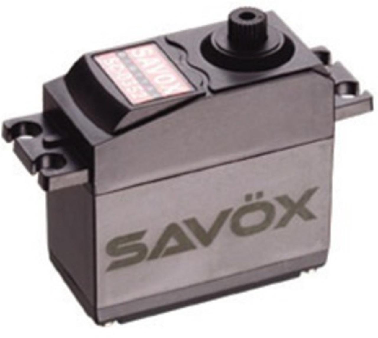 Savox #SC-0352 Standard Size Digital Servo