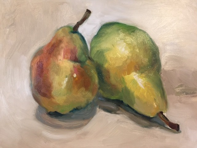 The Art Bar: Fruit Still Life, Fast & Loose with Cristina Metelli: Saturday August 17th, 7pm -9.30pm