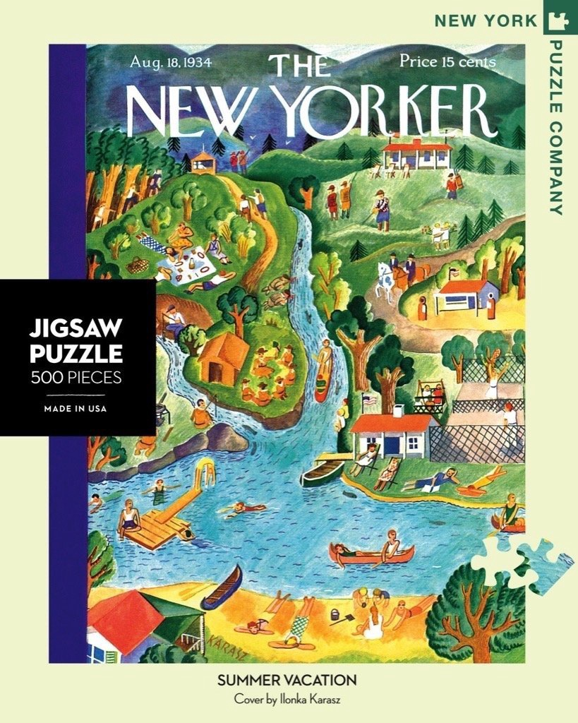 THE NEW YORKER SUMMER VACATION