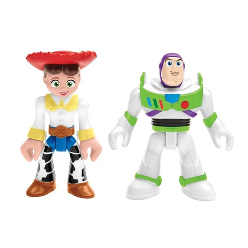 TOY STORY 4 - BUZZ & JESSIE