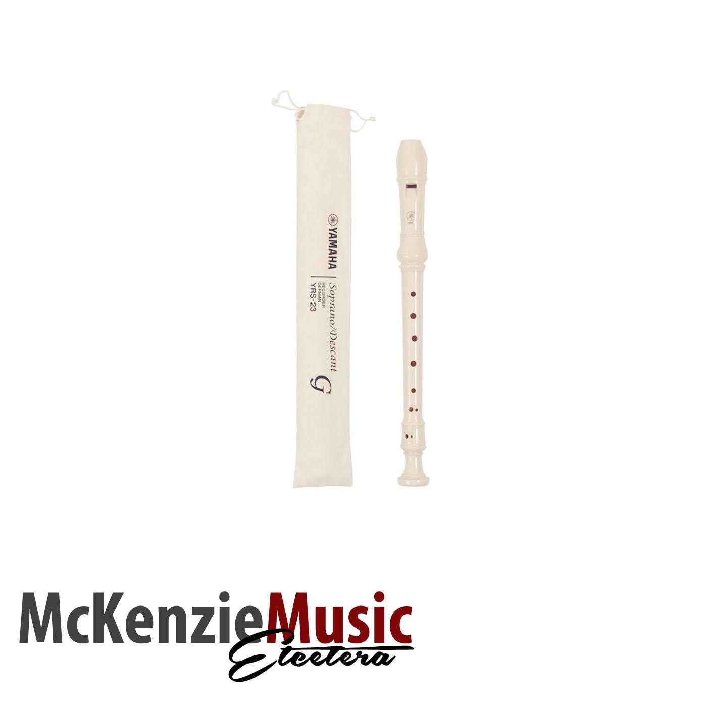 Yamaha Soprano/Descant Recorder