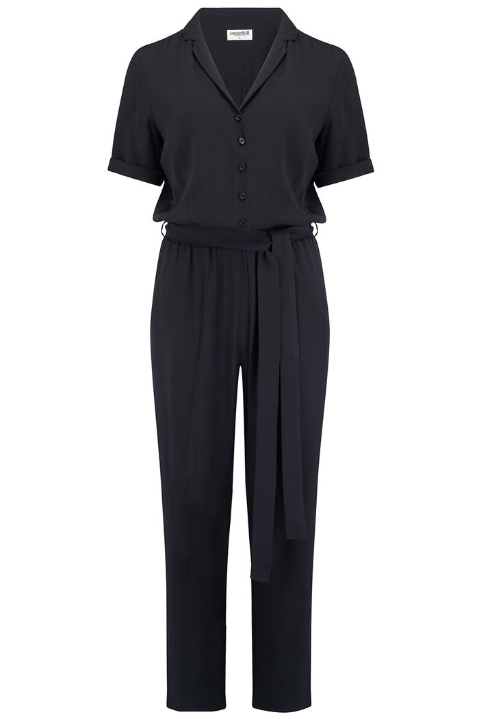 Madison Side stripe Jumpsuit