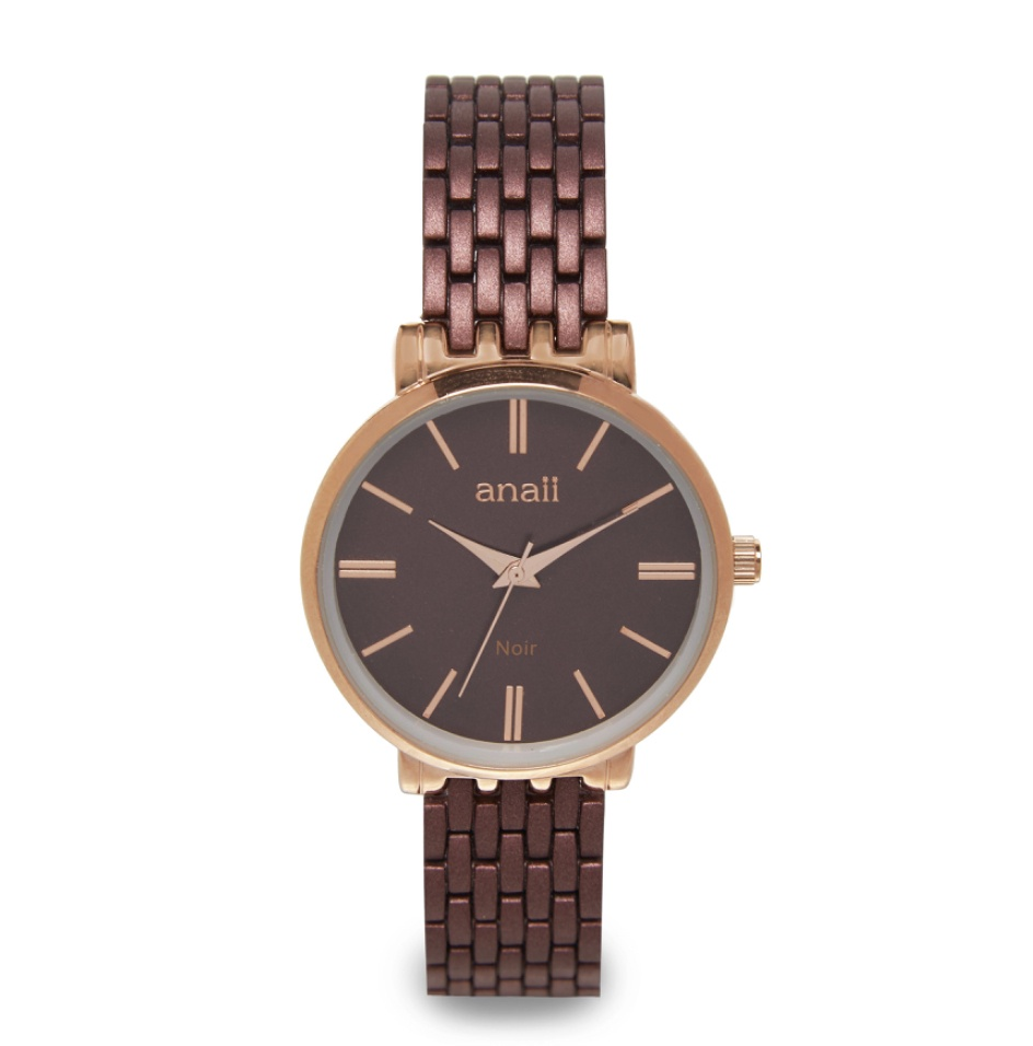 Noir Ladies Watch