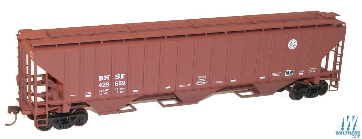 Accurail #112-6510 Pullman Standard Covered Hopper