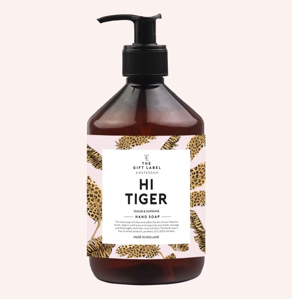 The Gift Label Hand Soap 500ml