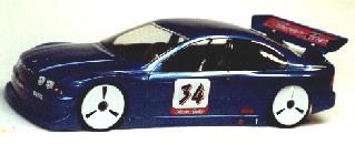 Frewer #FR26NW 1/10 BMW 320i Body Shell