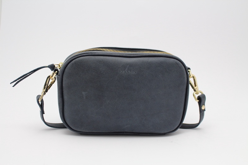 NYX & MIN NOVA LEATHER CROSS BODY