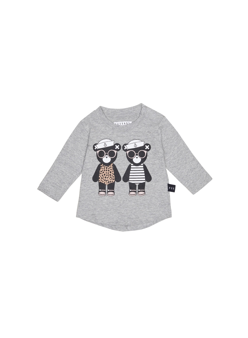 TWIN L/S TOP KIDS