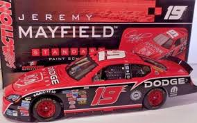 Action #404620 1/24 Jeremy Mayfield 2006 Charger Club Car
