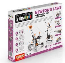 NEWTON'S LAWS INERTIA ENERGY