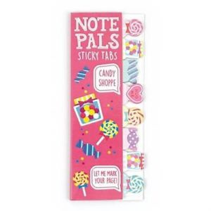 NOTE PALS STICKY NOTE TABS CANDY SHOPPE