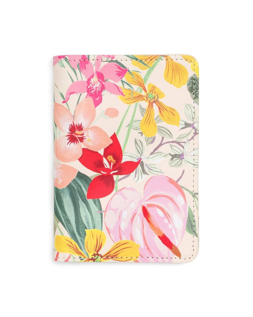 The Getaway Passport Holder in Paradiso by Ban.do