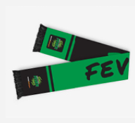 WCF supporter Scarf