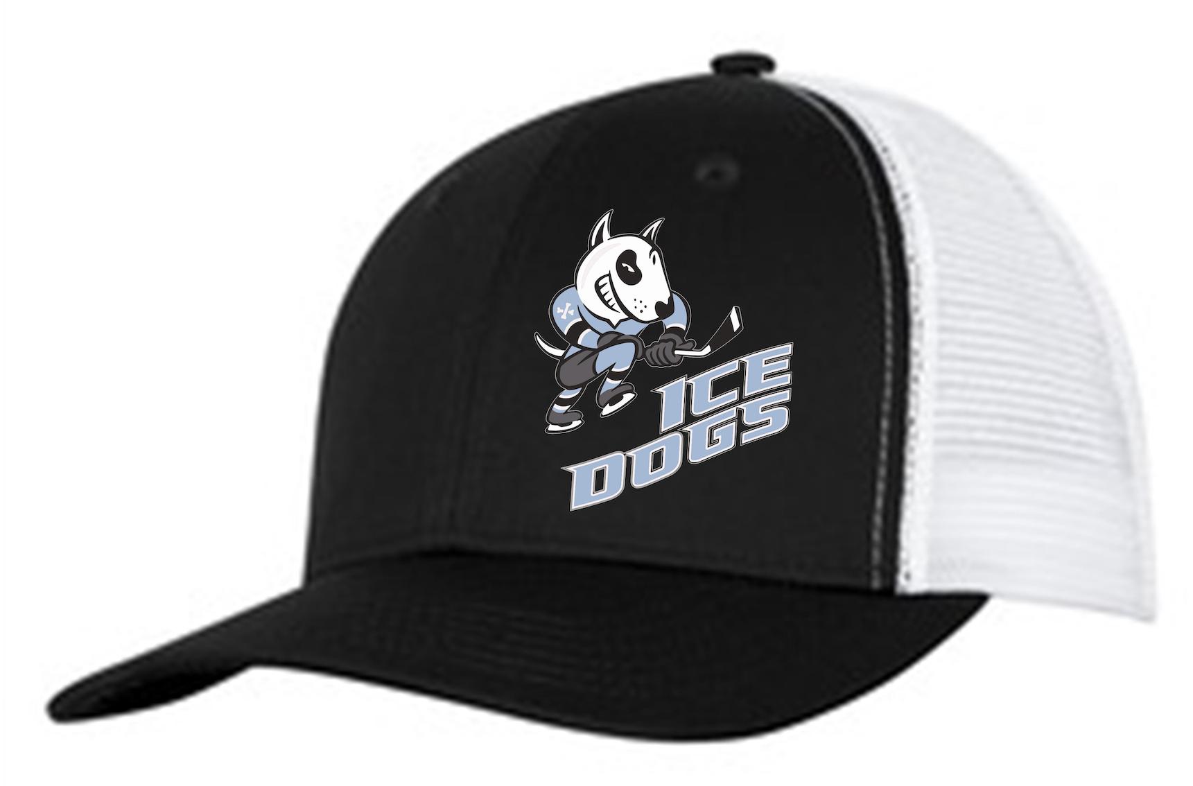 Ice Dogs Trucker SnapBack Hat
