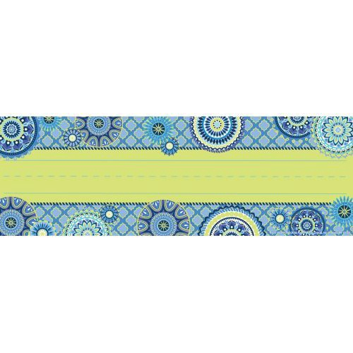 EU 833186 BLUE HARMONY NAMEPLATES
