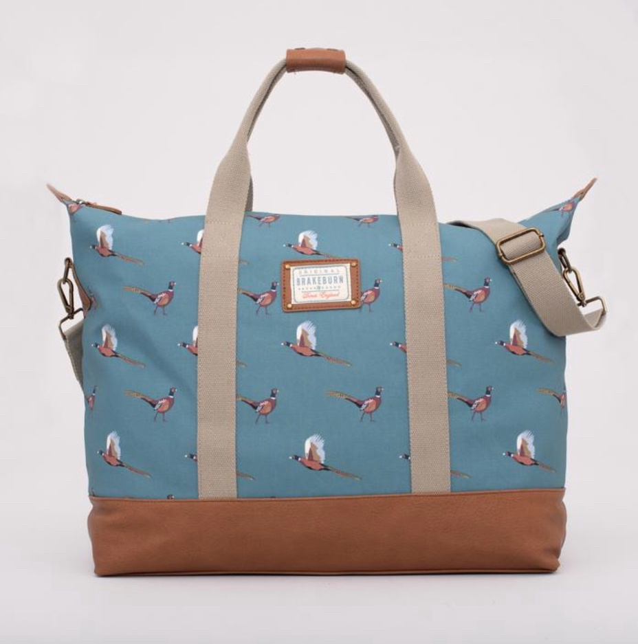 Pheasant Overnight Bag