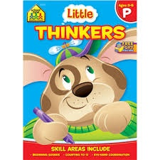 LITTLE THINKERS AGES 3-5 P