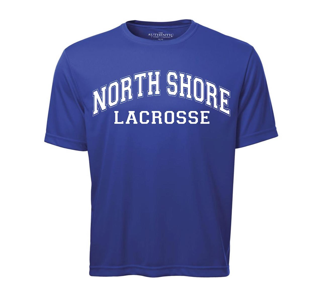 North Shore Lax Dry Fit Shirt