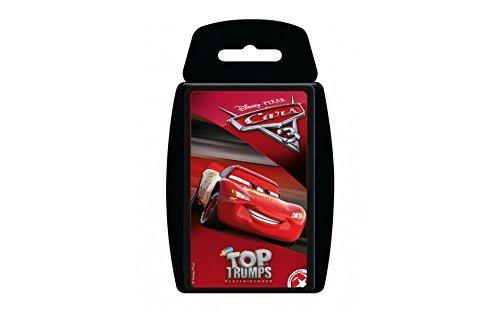 TOP TRUMPS CARS 3