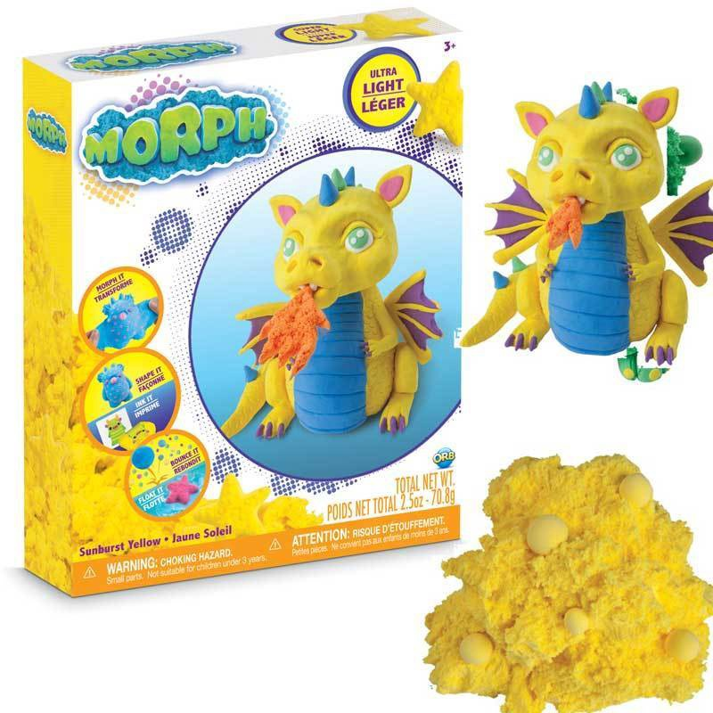 MORPH SUNBURST YELLOW