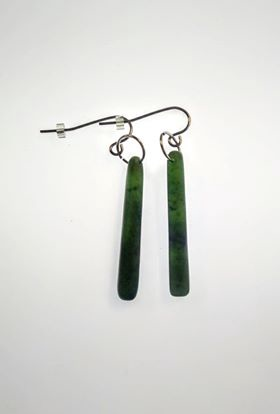 Earrings Pounamu - TH2
