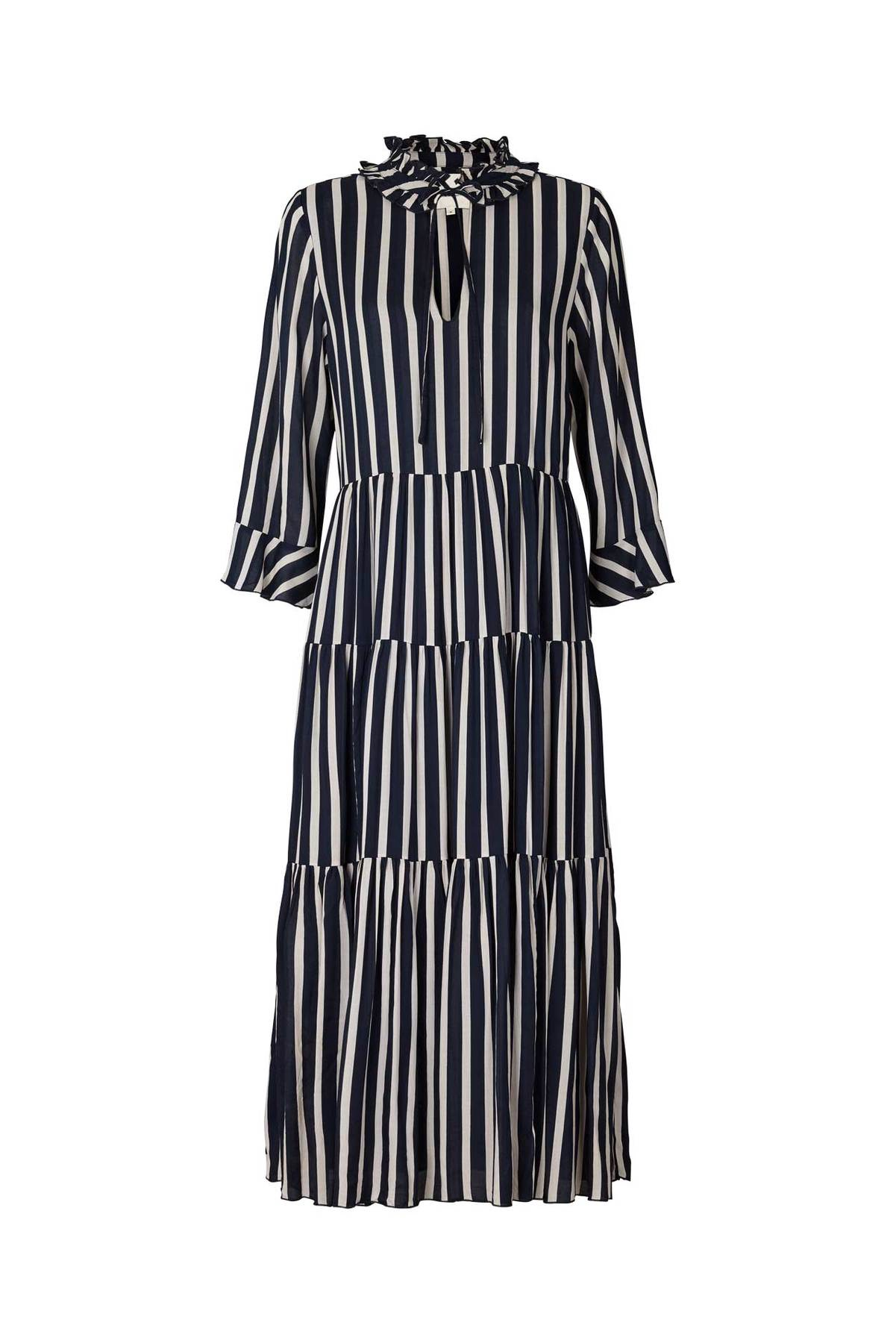 Liliya Striped Dress